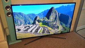 Samsung UE49MU Inch 4K Ultra HD HDR Freeview HD Smart LED TV -