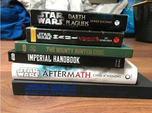 Star Wars Books in Leeds