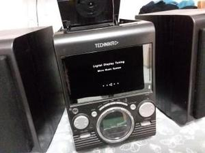 TECHNIKA Micro Music System
