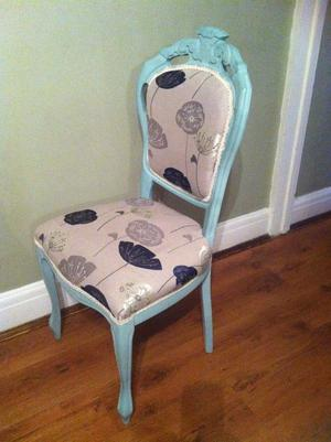 french louis rococo bedroom/dining hall Chairs Shabby Chic