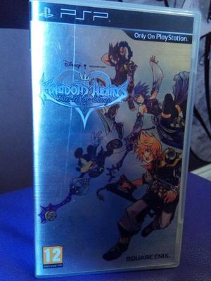 PSP GAME Kingdom Hearts Birth by Sleep
