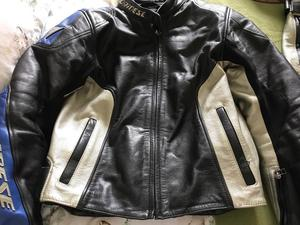 SPORTS MOTORBIKE DAINESE TWO PIECE LEATHERS IN GREAT CONDITION. SENSIBLE OFFERS ALSO CONSIDERED