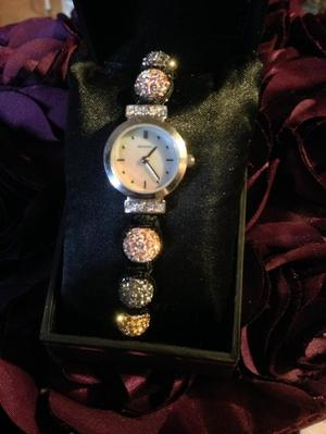 Sekonda Bracelet Watch Crystal With Mother Of Pearl Face