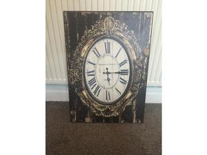 Vintage style clock in Manchester