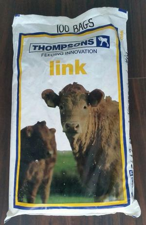 100 Plastic Animal Feed Bags ideal for Firewood etc