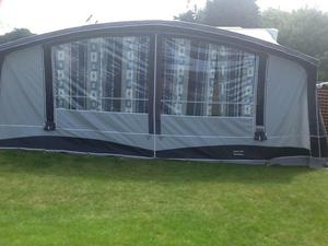 Quest romany awning in norwich | Posot Class