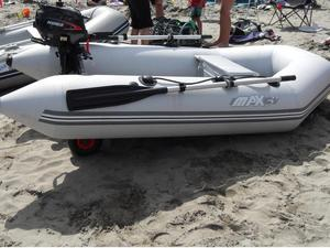 Bombard Max 3+ Inflatable with 2.5 hp Hidea engine