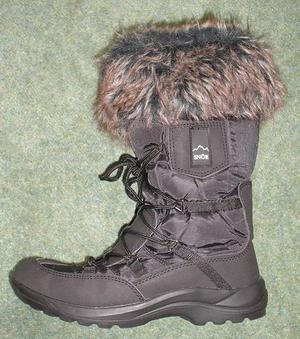 Brand New Ladies Warm Winter Boots