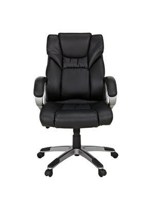 Brand new, black desk chair