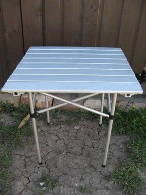 Halfords Aluminium Camping Table Amp Seating Set Posot Class