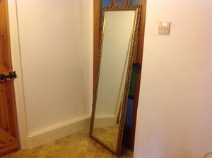 2 Ikea Full Length Wavy Wall Mirrors Posot Class