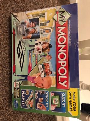 Monopoly board game brand new