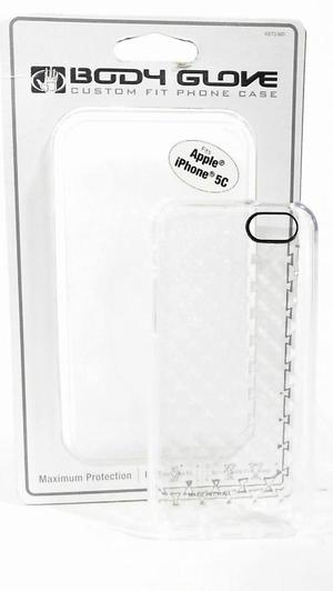 NEW Body Glove Shimmer Case For iPhone 5c Diamond Glitter