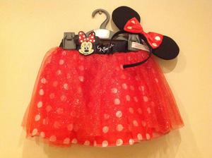New Minnie Mouse Skirt with Ears