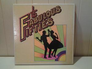 "READERS DIGEST ""THE FABULOUS FIFTIES"" TEN VINYL LP'S BOXSET"
