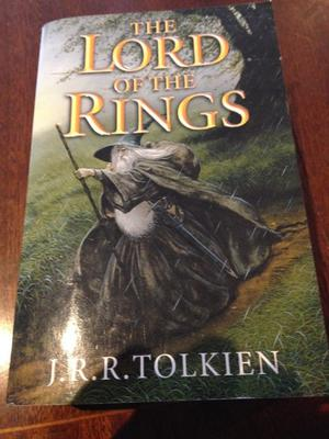 The Lord Of The Rings  Paperback
