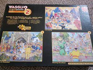 Wasjig 3 in 1 jigsaw