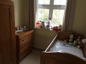 Whinnie the Pooh Nursery Suite
