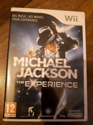 Wii Michael Jackson: The Experience