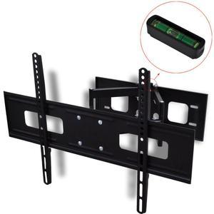vidaXL Double-armed Tilt & Swivel Wall Mounted TV Bracket 3D