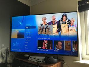 """55"""" Samsung smart 3D tv"""
