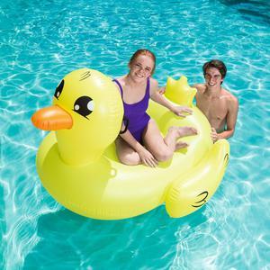 Bestway Pool Ride-on Jumbo Duck Docoda Yellow