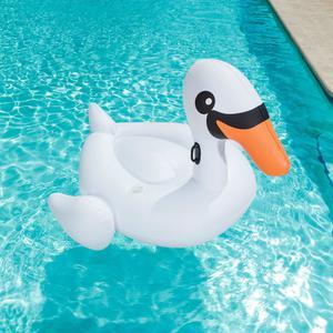 Bestway Pool Ride-on Jumbo Swan Zaina White