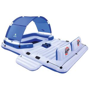 Bestway Tropical Breeze Inflatable Floating Island 389x274