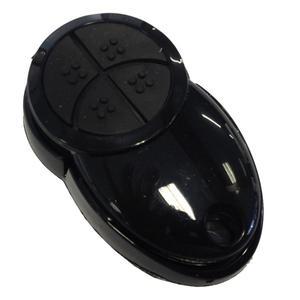 Eurom Remote Control Goldsun 1 Channel Black