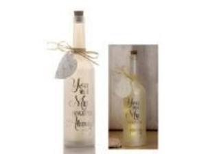 Forever always starlight bottle in Abertillery