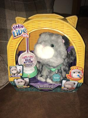 Little Live Pets Smooch My Dream Kitten Toy Brand New Boxed