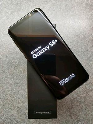 Samsung galaxy S8+ Black UNLOCKED Brand New