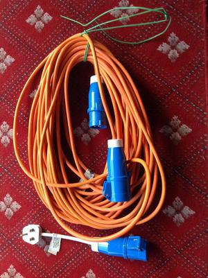 16 amp extension lead