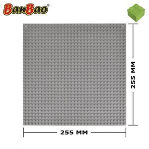 BanBao Baseplate Grey