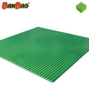 BanBao Large Baseplate Green