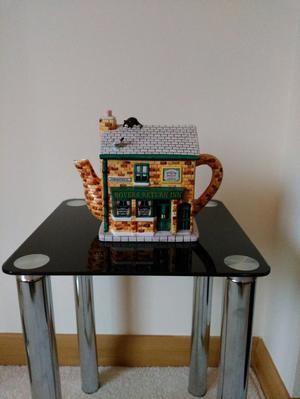 Coronation Street Teapot