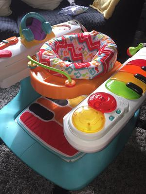 Fisher Price 'Step & Play' Piano