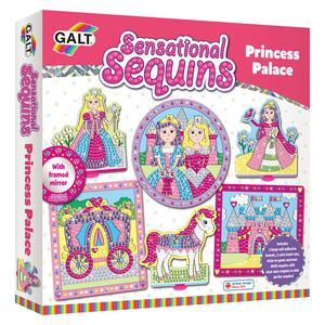 Galt Toys Sensational Sequins Set Princess Palace