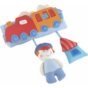 HABA Car Seat Toy Chuff-chuff