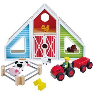 Hape Barn Play E