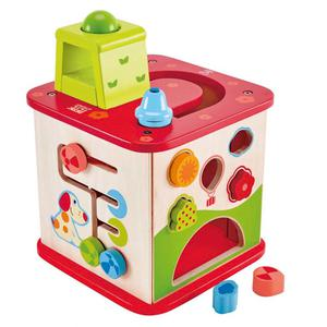 Hape Friendship Activity Cube E
