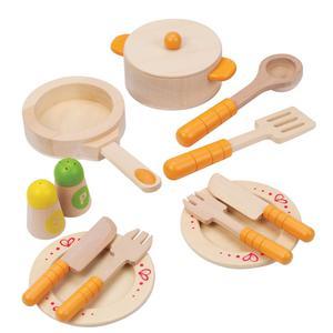 Hape Gourmet Kitchen Starter Set E