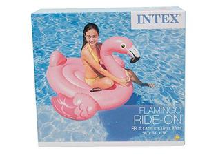 Intex Inflatable Ride on Flamingo Pool Lounger Float