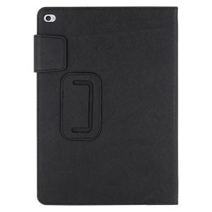 "Oxo 7-8"" Universal Folding Folio Tablet Case Black Magnetic"