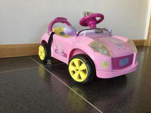 Peppa Pig electric 6v ride in car
