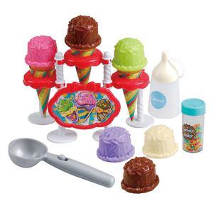 Playgo 23 Piece Ice Cream Parlor