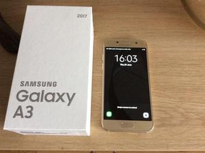 Samsung Galaxy a Gold Unlocked Touch ID boxed