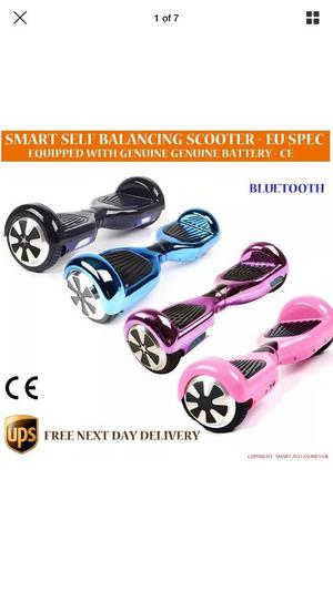 Segway Hoverboard Bluetooth Brand New Boxed