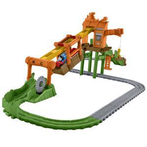 Thomas & Friends Adventures Misty Island Zip-line Train Set