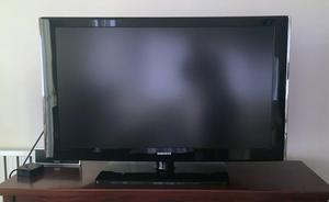 46 Samsung LE46N87 Full HD p Digital Freeview LCD TV - Can Deliver For Fuel